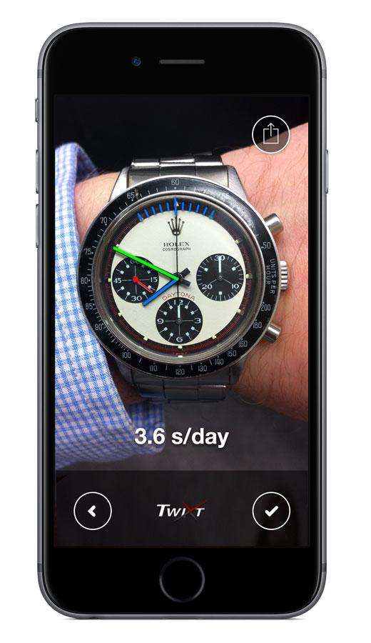 Twixt ! (à St Tropez...) - vérifie la précision de votre montre... Twixt-evaluate